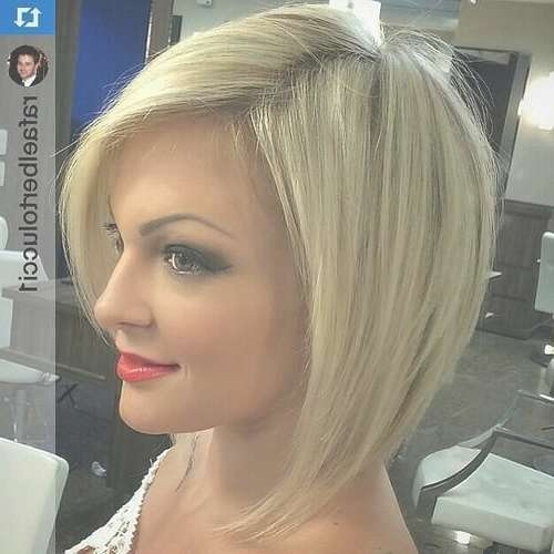 15 Best Collection Of Cute Medium Bob Hairstyles