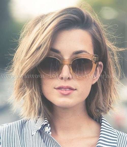 Best 25+ Medium Bob Hairstyles Ideas On Pinterest | Medium Bobs Pertaining To Mid Bob Haircuts (View 11 of 15)