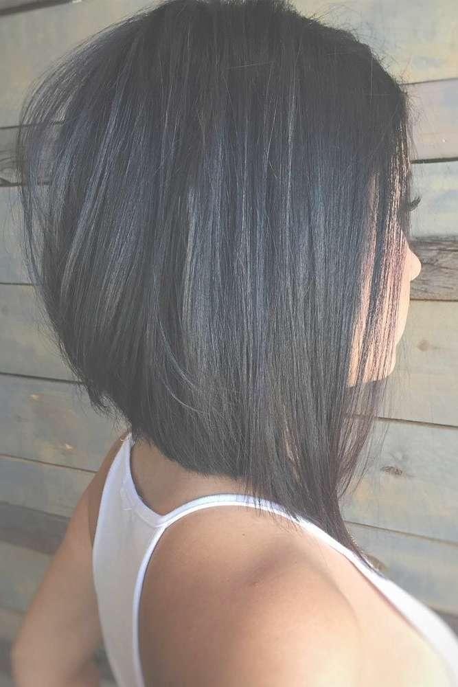Best 25+ Medium Bob Hairstyles Ideas On Pinterest | Medium Bobs Within Med Length Bob Haircuts (View 2 of 15)