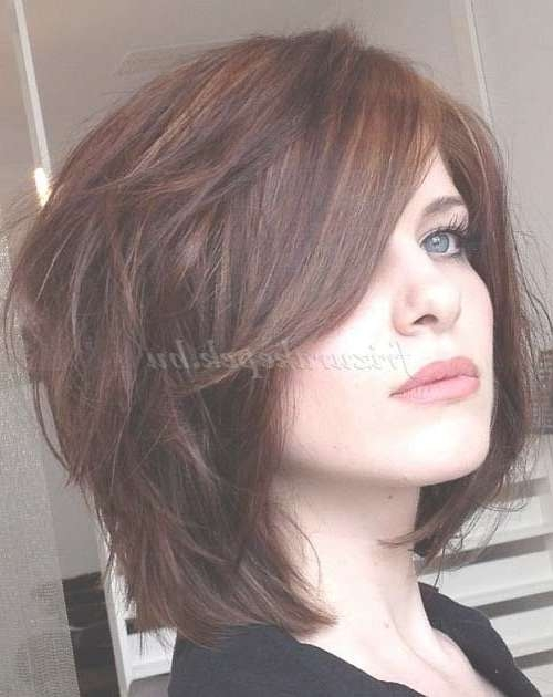 undercut hair style 2018 medium length shaggy bob haircuts 1438