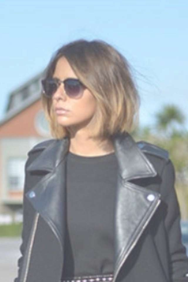 Best 25+ Ombre Bob Hair Ideas On Pinterest | Balayage Hair Bob Throughout Bob Hairstyles With Ombre (View 2 of 15)