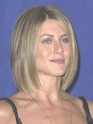 Best 25+ Pictures Of Jennifer Aniston Ideas On Pinterest Intended For Rachel Green Bob Hairstyles (View 4 of 15)