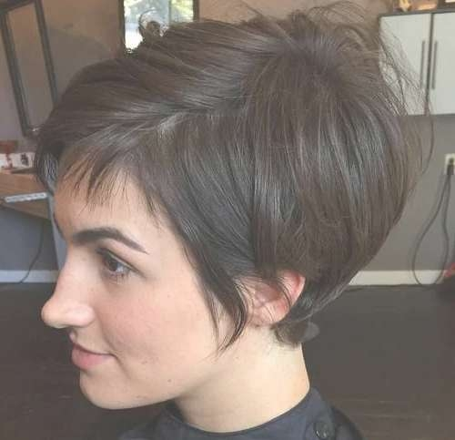 Best 25+ Pixie Bob Haircut Ideas On Pinterest | Pixie Bob, Edgy With Regard To Short Pixie Bob Hairstyles (View 7 of 15)