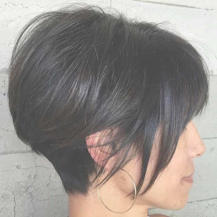 Best 25+ Pixie Bob Hairstyles Ideas On Pinterest | Pixie Bob, Long Regarding Short Pixie Bob Hairstyles (View 11 of 15)