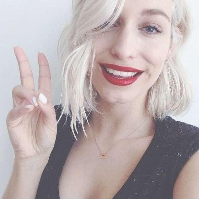 Best 25+ Platinum Blonde Bobs Ideas On Pinterest | Platinum Blonde With Regard To Bleach Blonde Bob Hairstyles (View 3 of 15)