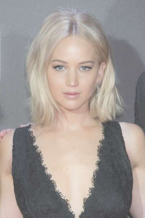 Featured Photo of Bleach Blonde Bob Hairstyles