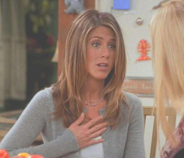 Best 25+ Rachel Green Hair Ideas On Pinterest | Rachel Friends With Rachel Green Bob Hairstyles (View 8 of 15)