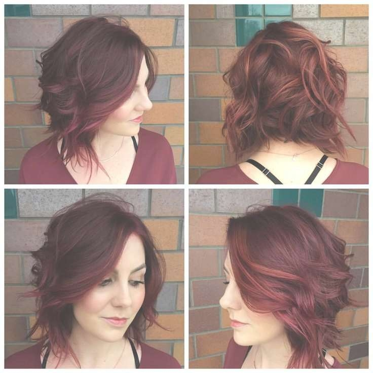 Best 25+ Red Bob Haircut Ideas On Pinterest | Red Bob, Red Bob For Bob Hairstyles And Colors (View 15 of 15)