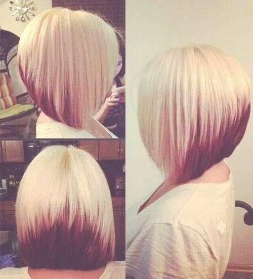 Best 25+ Reverse Bob Haircut Ideas On Pinterest | Reverse Bob With Long Swing Bob Haircuts (View 15 of 15)