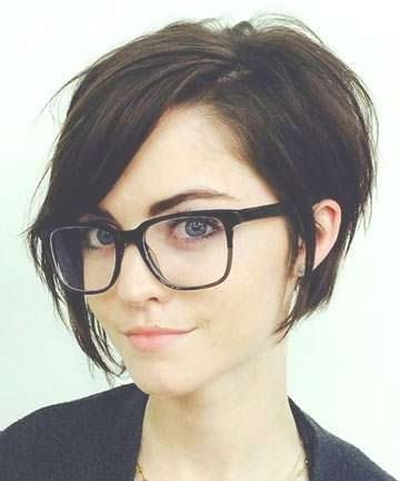 Best 25+ Short Bob Hair Ideas On Pinterest | Short Bobs, Short Bob Intended For Bob Haircuts And Glasses (View 7 of 15)