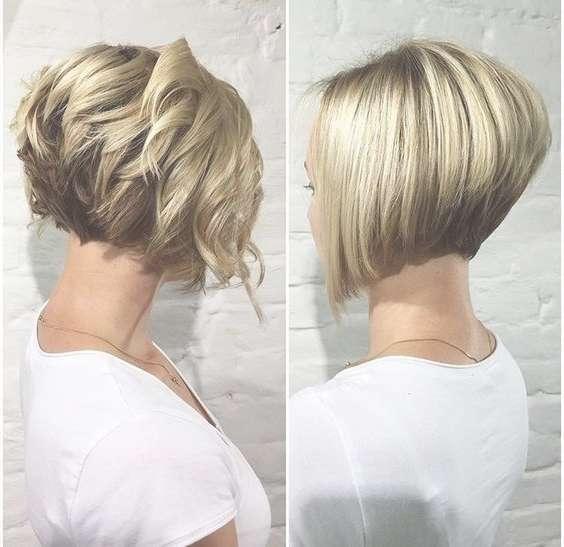 Best 25+ Short Bob Hairstyles Ideas On Pinterest | Short Bobs Intended For Ladies Short Bob Haircuts (View 8 of 15)