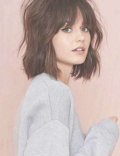 Best 25+ Short Brown Bob Ideas On Pinterest | Brown Bob Haircut With Brown Bob Haircuts (View 9 of 15)