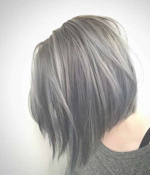 Best 25+ Short Hair Colors Ideas On Pinterest | Balayage Short Regarding Hair Color For Bob Haircuts (View 5 of 15)