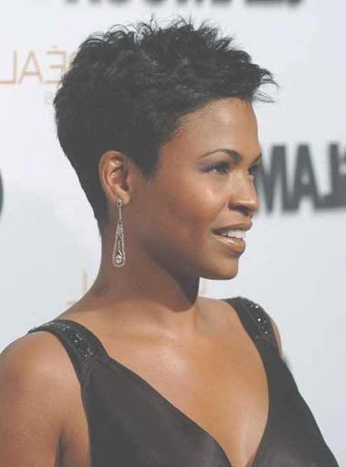 Best 25+ Short Hair Styles For Black Women Bobs Ideas On Pinterest Inside Afro Bob Haircuts (View 11 of 15)