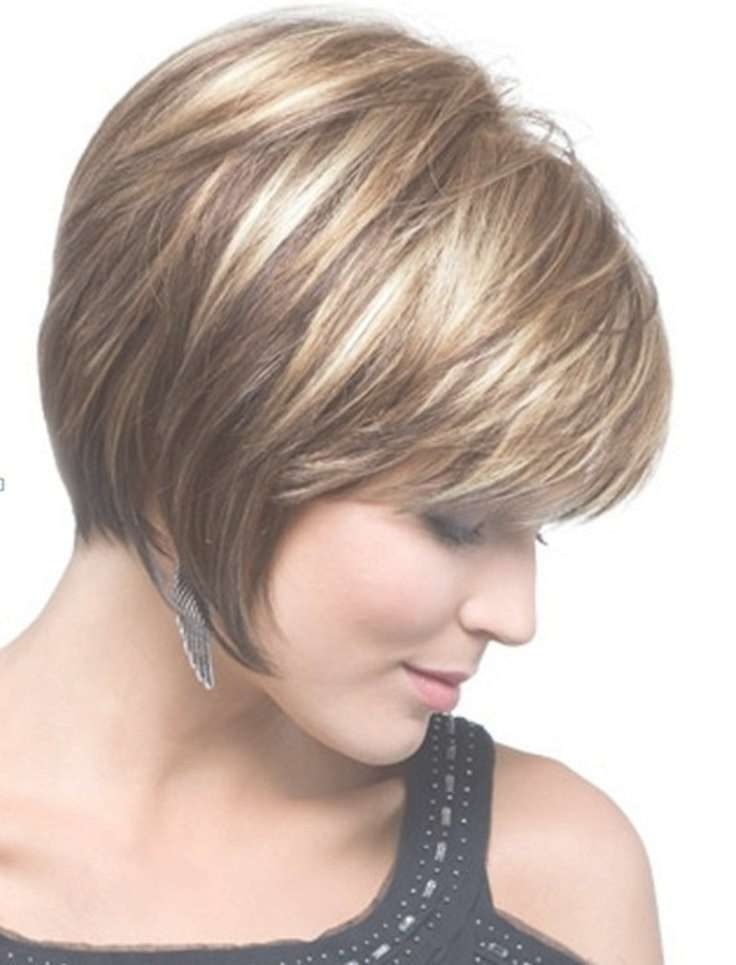 Best 25+ Short Layered Bob Haircuts Ideas On Pinterest | Layered Inside Short Layered Bob Haircuts (View 5 of 15)
