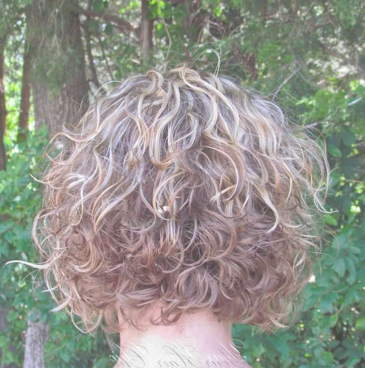 Best 25+ Short Permed Hairstyles Ideas On Pinterest | Perming Hair Pertaining To Permed Bob Haircuts (View 6 of 15)