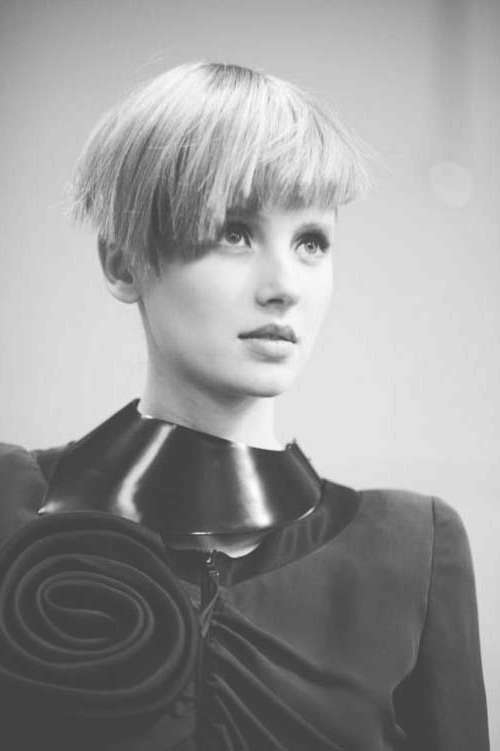 Best 25+ Short Punk Haircuts Ideas On Pinterest | Haircut Places Within Punk Rock Bob Haircuts (View 15 of 15)