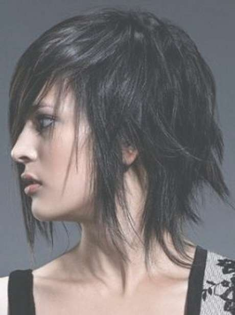 Best 25+ Short Punk Hairstyles Ideas On Pinterest | Punk Pixie Intended For Punk Bob Haircuts (View 11 of 15)