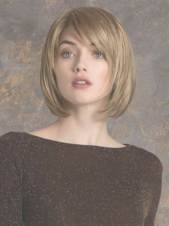 Best 25+ Side Bangs Bob Ideas On Pinterest | Bob With Side Fringe Pertaining To Bob Hairstyles With Side Fringe (View 9 of 15)