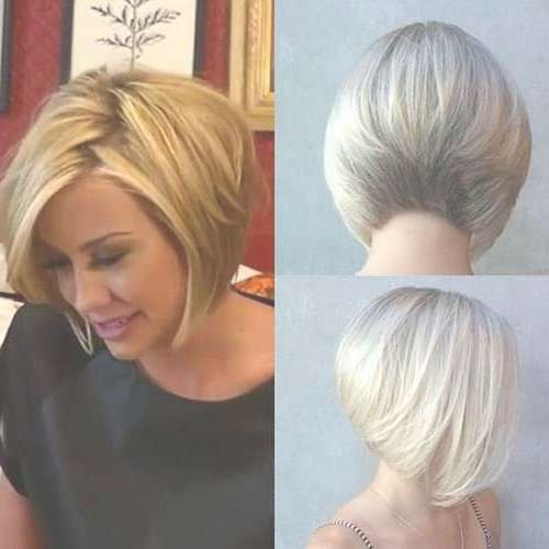 Best 25+ Stacked Bob Haircuts Ideas On Pinterest   Bobbed Haircuts For Bob Haircuts For Women (View 2 of 15)