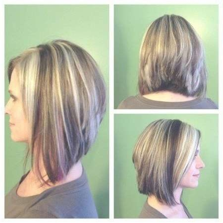 Swing Bob Haircuts With Bangs Hair Color Ideas And Styles For 2018