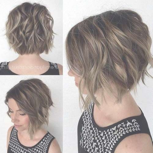 Best 25+ Thick Hair Bobs Ideas On Pinterest | Long Bobs, Long Throughout Bob Hairstyles For Curly Thick Hair (View 15 of 15)