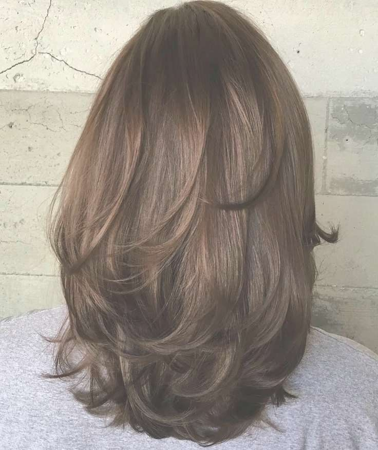 Image Gallery Of Medium Length Bob Haircuts For Thick Hair View 7