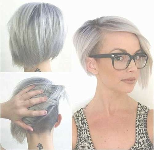 top 15 of bob haircuts with undercut. Black Bedroom Furniture Sets. Home Design Ideas