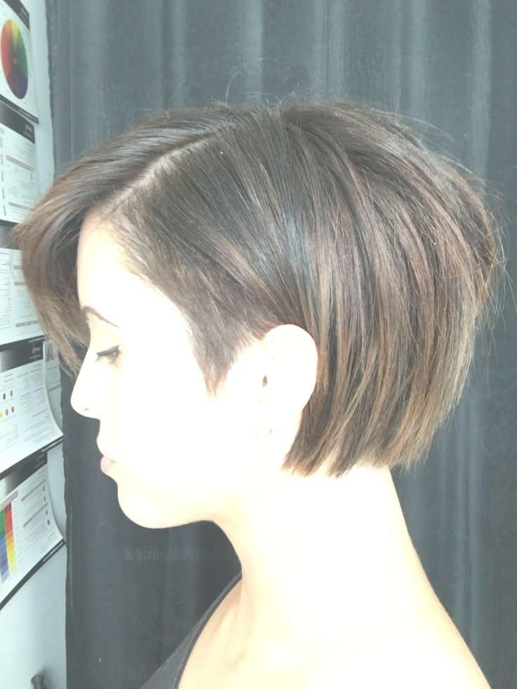 Explore Photos Of Bob Haircuts With Undercut Showing 10 Of 15 Photos