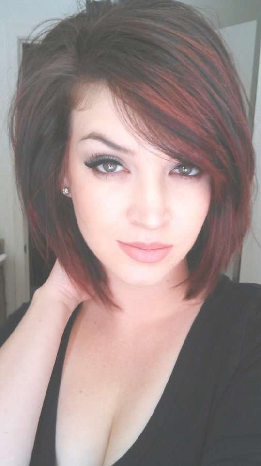 Best Emo Hairstyles Collection Throughout Emo Bob Haircuts (View 12 of 15)