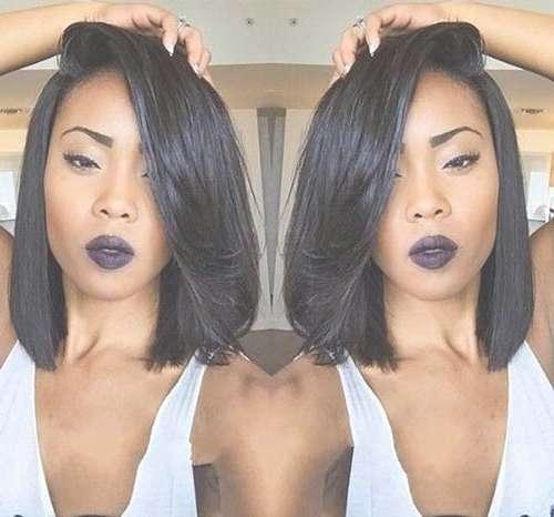 Black Women Bob Haircuts 2015 2016 | Bob Hairstyles 2017 – Short For Bob Hairstyles For Black Hair (View 11 of 15)