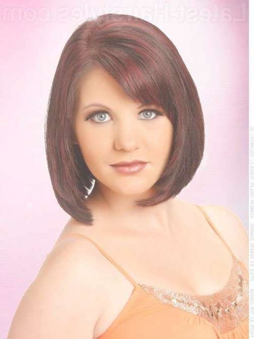Bob Cuts For Round Faces | Short Hairstyles 2016 – 2017 | Most With Bob Haircuts With Bangs For Round Faces (View 12 of 15)