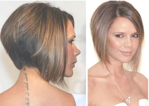 Bob Haircut: Angled Bob Hairstyles Photos For Women Intended For Different Length Bob Haircuts (View 3 of 15)