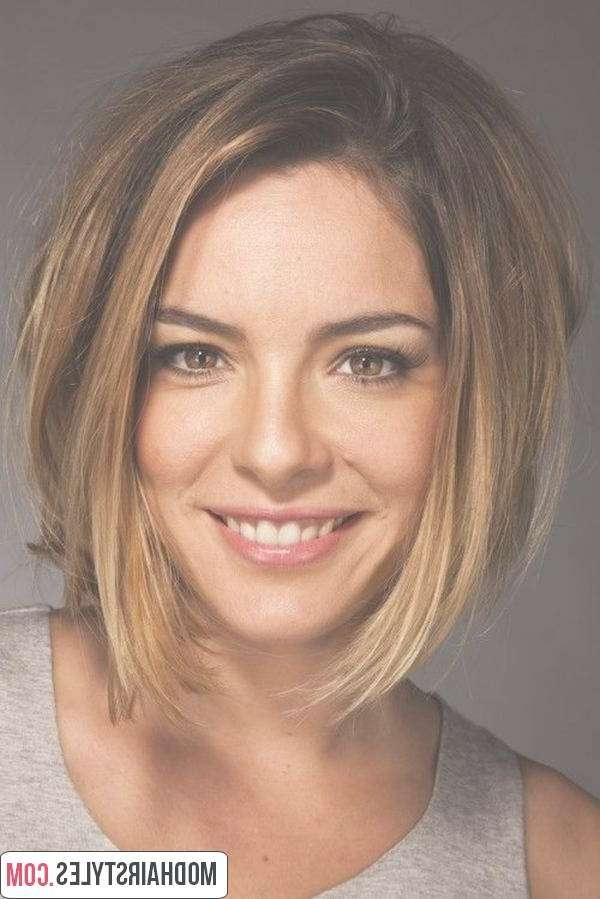 Bob Haircut For Thick Hair – 17 Elegant Bob Hairstyles With Thick Bob Haircuts (View 15 of 15)