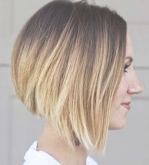 Bob Haircut – Ombre Bob Hairstyle | Trendy Hairstyles For Women With Regard To Bob Hairstyles With Ombre (View 9 of 15)
