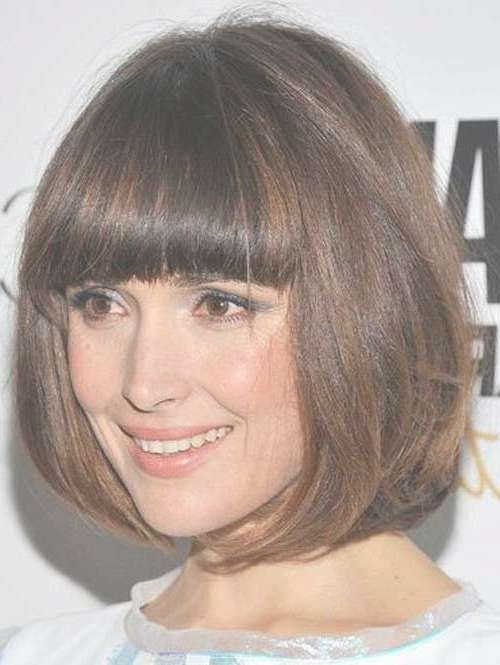 Bob Haircuts For Fine Hair – Hairstyle Fo? Women & Man With Regard To Women's Bob Haircuts (View 9 of 15)