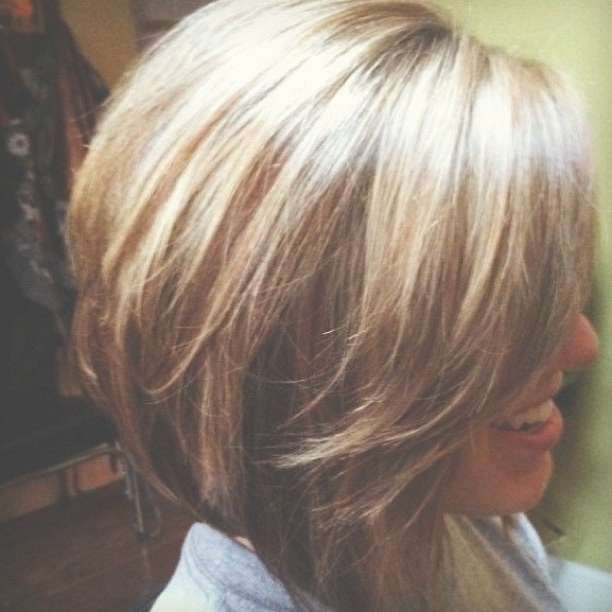 Bob Haircuts With Highlights – Hairstyle Fo? Women & Man With Regard To Bob Hairstyles With Highlights (View 11 of 15)