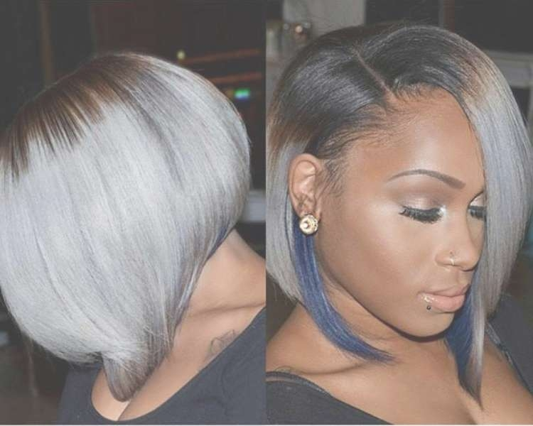 Bob Hairstyles African American – Hairstyles Website Number One In For Short Bob Hairstyles For African American Hair (View 6 of 15)