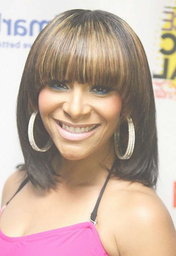 Bob Hairstyles For Black Women 2012 | Behairstyles With Bob Hairstyles With Bangs For Black Women (View 12 of 15)