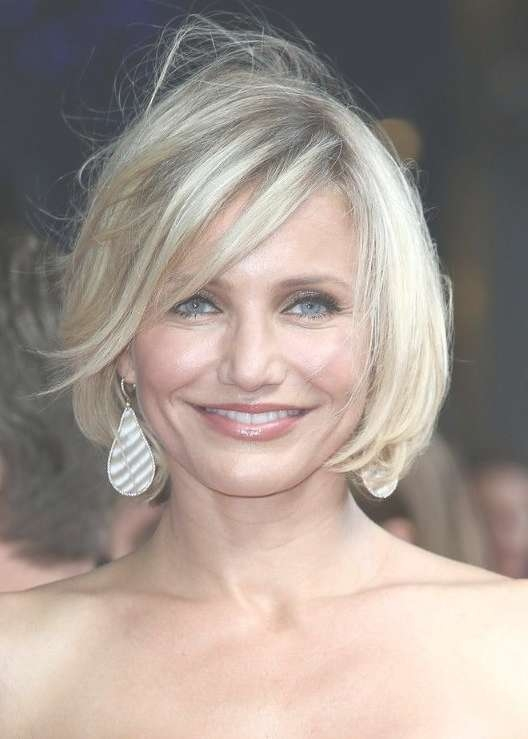 Bob Hairstyles For Women Over 40 – Popular Haircuts With Bob Hairstyles For Women Over (View 9 of 15)