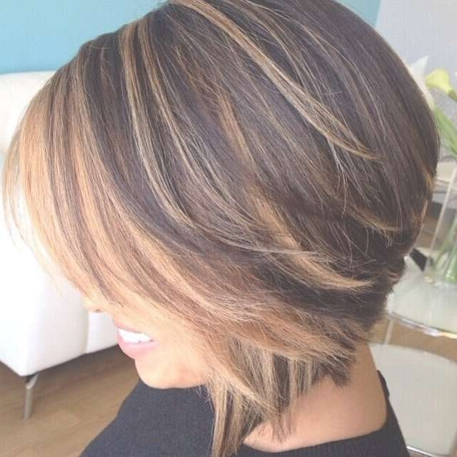 Bob Hairstyles With Highlights – Hairstyle Fo? Women & Man In Blonde Highlights For Bob Haircuts (View 9 of 15)