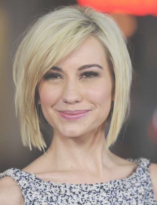 Bob Hairstyles With Side Bangs – Hairstyle Fo? Women & Man In Bob Hairstyles With Side Bangs (View 6 of 15)