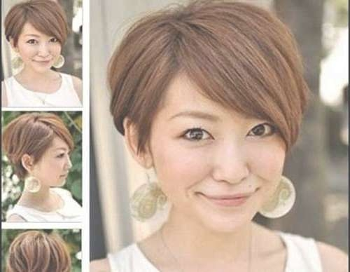 Bob Styles For Round Faces | Short Hairstyles 2016 – 2017 | Most Intended For Short Bob Haircuts For Round Faces (View 7 of 15)