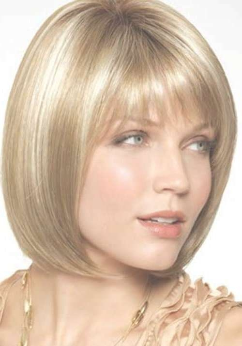 Featured Photo of Bob Haircuts With Bangs For Fine Hair