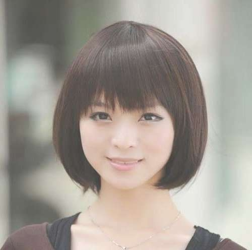 Chinese Bob Hairstyles 2014 – 2015 | Short Hairstyles 2016 – 2017 Pertaining To Chinese Bob Haircuts Styles (View 13 of 15)