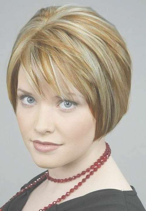 Displaying Photos Of Short Bob Haircuts For Women Over 50 View 9 Of