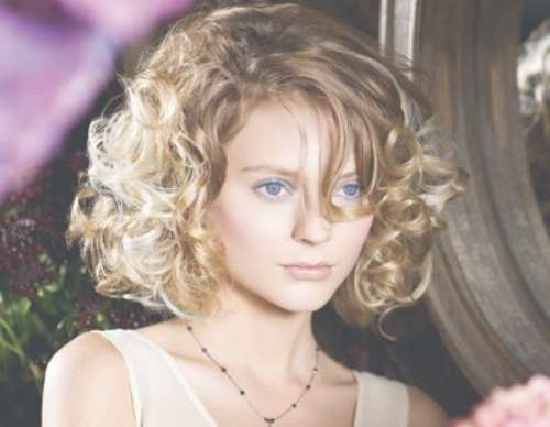Cute Bob Hairstyles For Curly Hair | Medium Hair Styles Ideas – 15936 Inside Bob Hairstyles For Curly Hair (View 9 of 15)