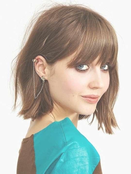 Cute Bob Hairstyles For Girls 2014 – Popular Haircuts With Cute Bob Haircuts For Girls (View 11 of 15)
