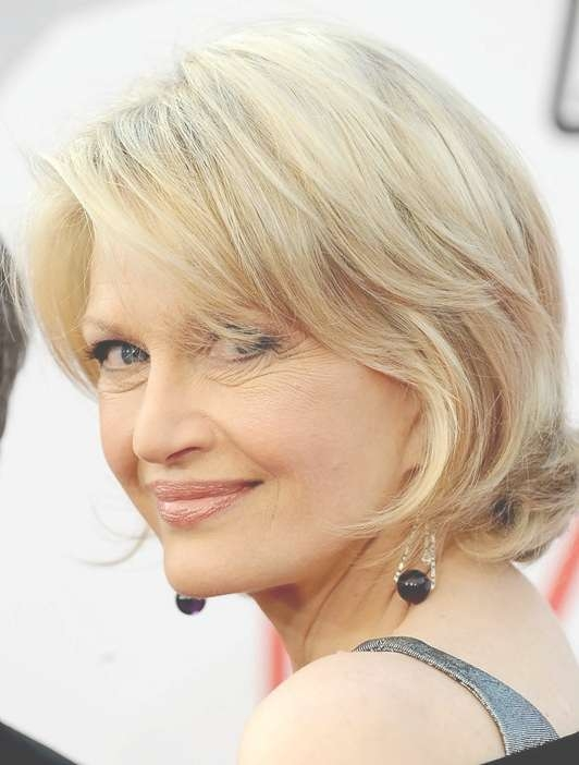 Cute Easy Hairstyles For Women Over 40 – Popular Haircuts Inside Short Bob Haircuts For Women Over (View 12 of 15)