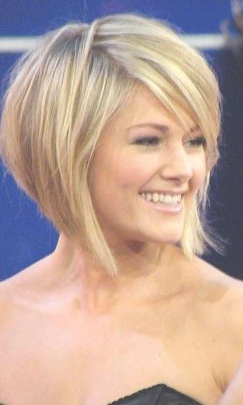 Cute Short Hairstyles For 2016 | Hairstyle Ideas In 2017 Inside Cute Bob Hairstyles For Thick Hair (View 15 of 15)